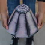 Espesor y contracción de la cerámica para crear luminarias 08