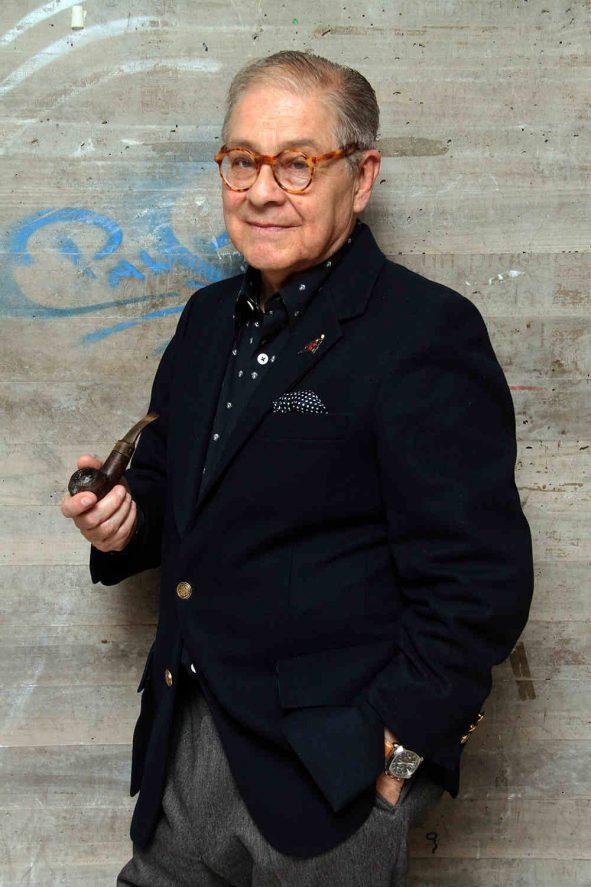 Óscar Ríos - Arquitecto, docente y premio al Sello de Excelencia en Diseño