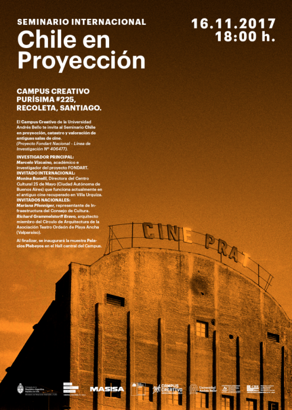 Seminario Internacional Chile en Proyección
