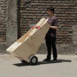 Puesto de venta transportables Cristian Dominguez