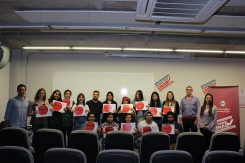 Certificados Internacionales a primera generación de Campus Creativo