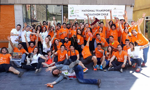 Primer National Transport Hackathon Chile