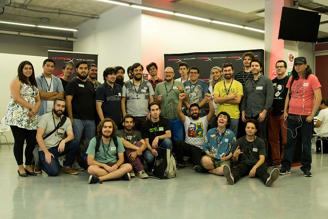 Global Game Jam en Campus Creativo