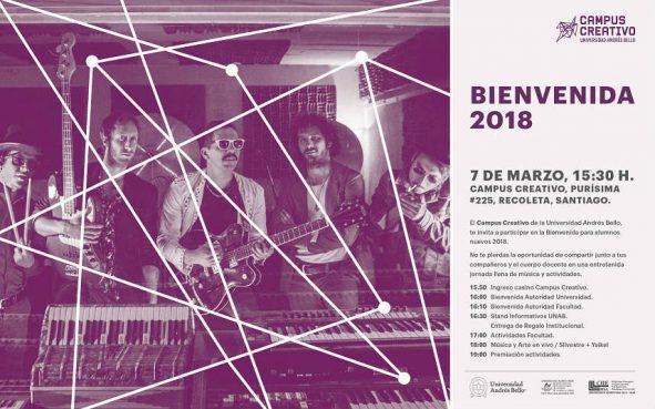 Bienvenida 2018 Silvestre