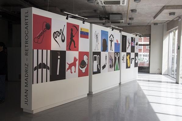 La Diáspora Diseñador Gráfico Juan Madriz