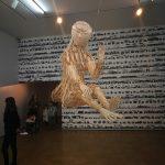 Jóvenes se acercaron al arte de Ai Weiwei en Día de Visita
