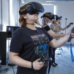 Estudiantes de Campus Creativo aplicaron la realidad virtual en sus disciplinas