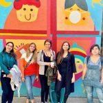 """Estudiantes de Campus Creativo colaboran en proyecto """"MAVI va al hospital"""""""