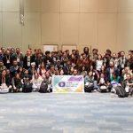 Alumni y estudiante UNAB asistieron a importante feria de videojuegos en Estados Unidos