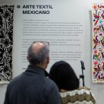 México llegó a Campus Creativo a través de su arte textil indígena