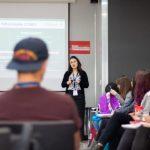 Alumnos de Campus Creativo Viña del Mar participaron en taller Inter-Creation en habilidades de emprendimiento