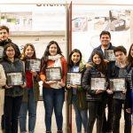 Estudiantes de Diseño de Productos se capacitaron en el Centro de Experiencia del Mueble