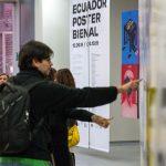 """No dejes de visitar la exposición """"Mujeres"""" presentada en Ecuador Poster Bienal"""