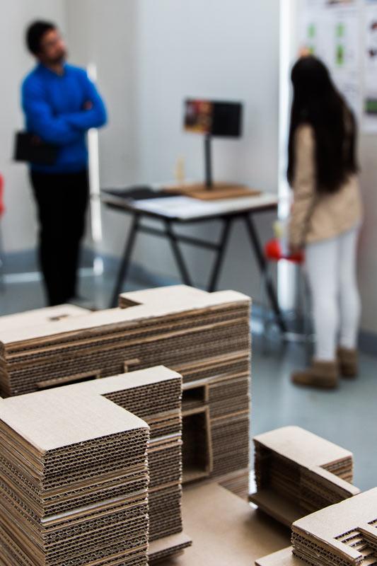 Exposición taller de Arquitectura
