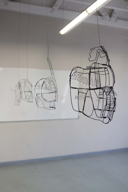 Instalación Artes Visuales