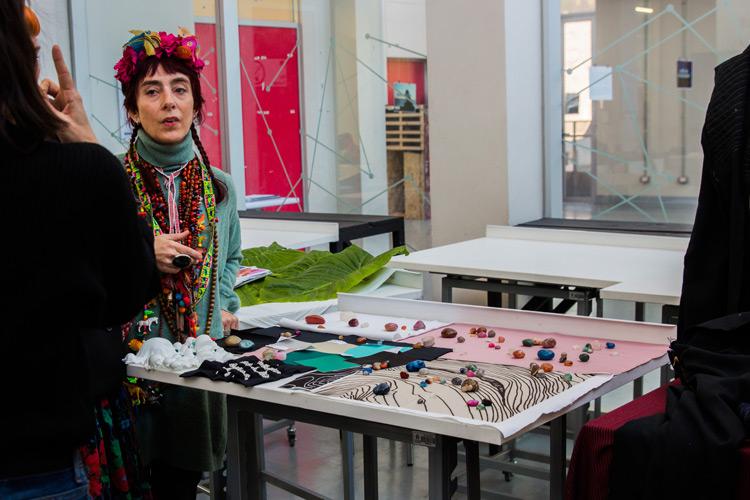 corrección taller diseño de vestuario y textil