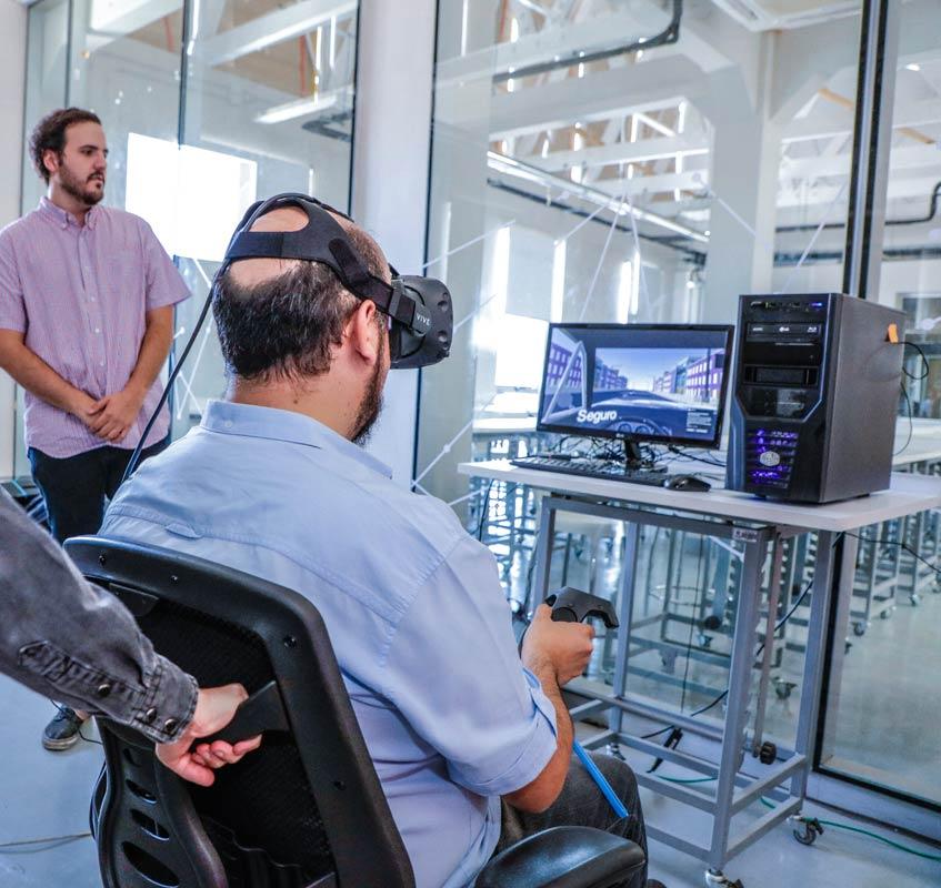 Juego realidad virtual