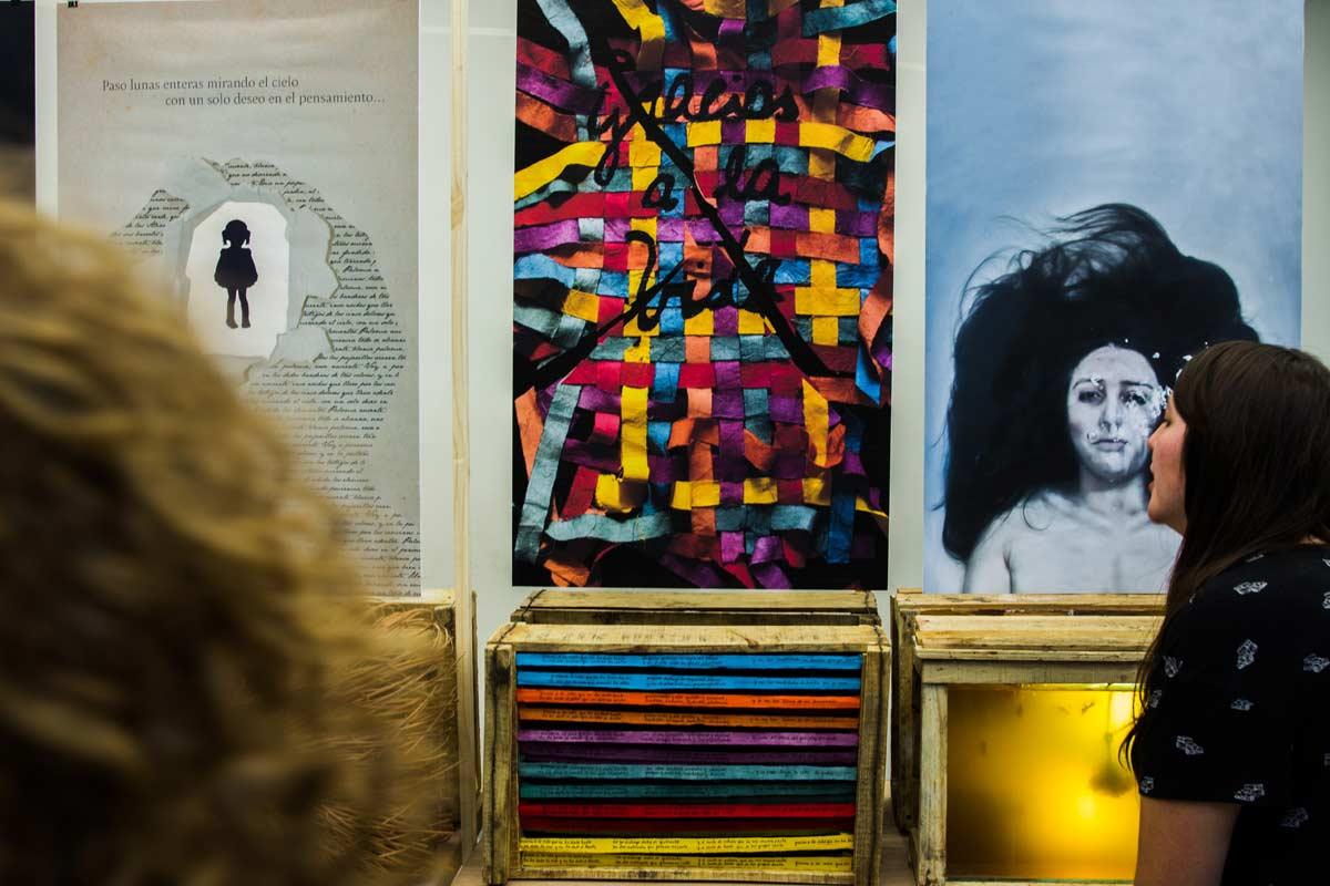 Exposición diseño gráfico