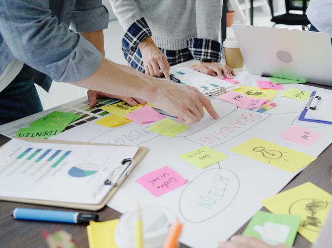trabajo creatividad - carrera de publicidad