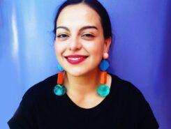 Gabriela Valarezo (fuente: festivalzarelia.com)