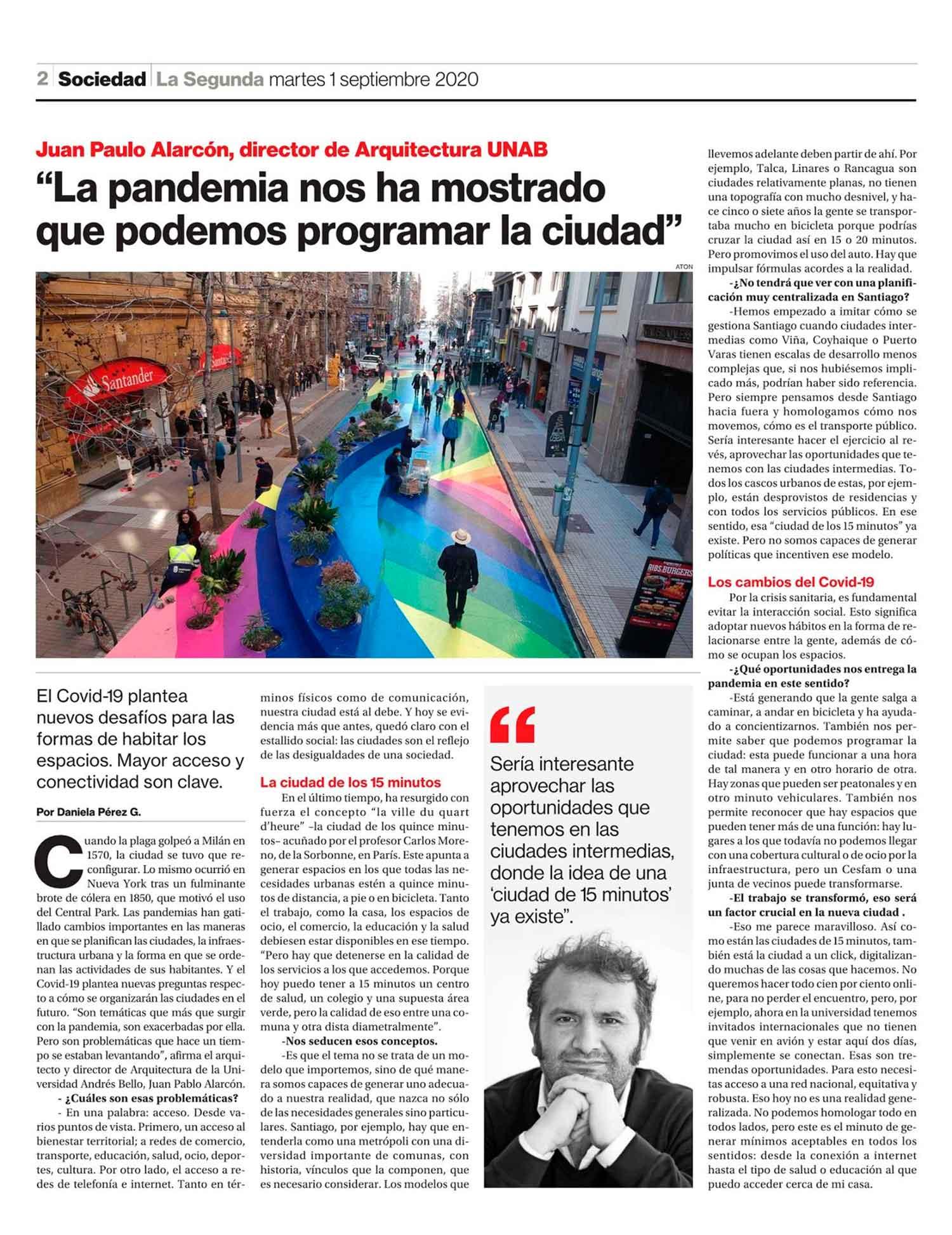 Entrevista director Aquitectura